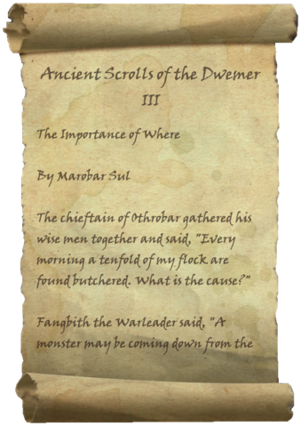 File:Ancient Scrolls of the Dwemer 3.png