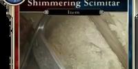 Shimmering Scimitar