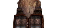 Nordic Fur Greaves (Morrowind)