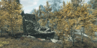 Tumbledown Tower: Riften Outskirts