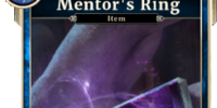 Mentor's Ring (Legends)
