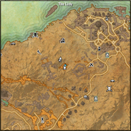 The Lady (Online) Stonefalls Map