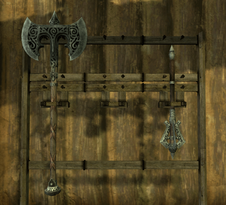 Weapon Rack Elder Scrolls Fandom Powered By Wikia
