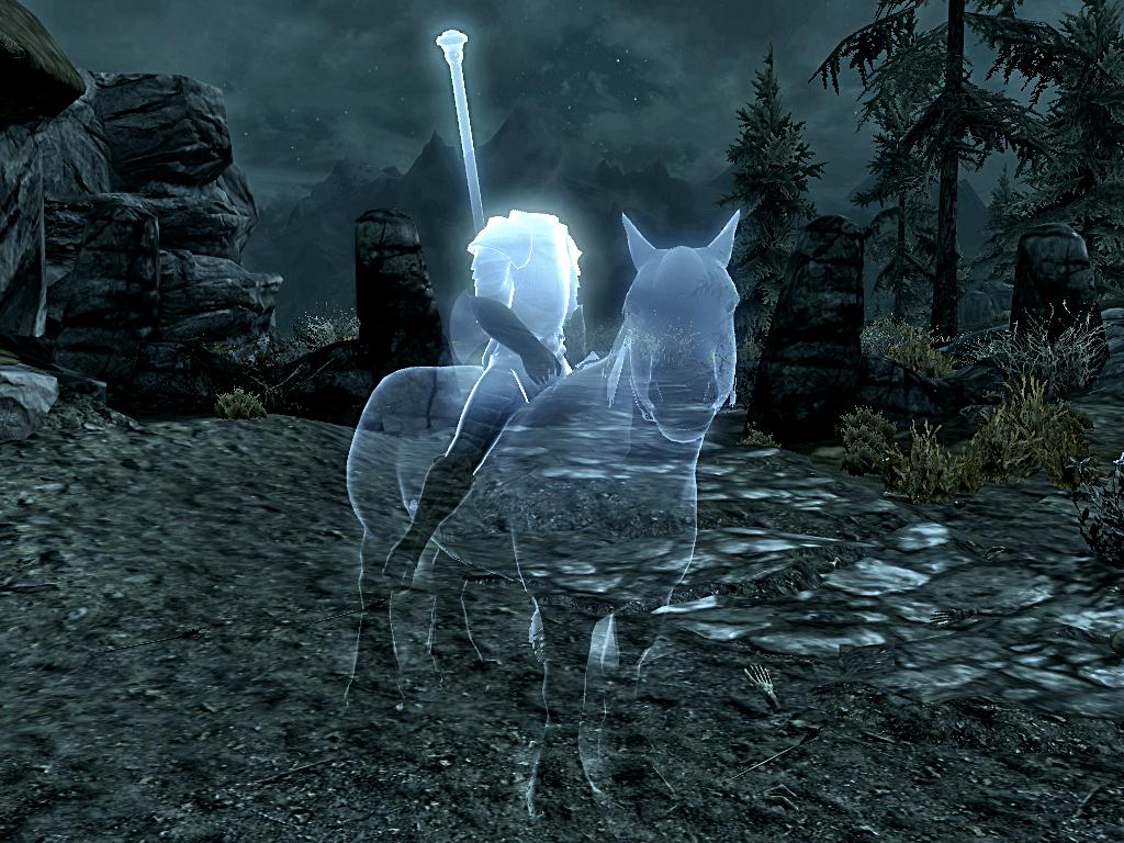 Image result for The Headless Horsemen skyrim