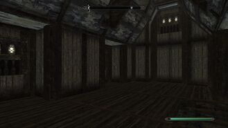 Windhelm House Empty Room