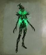 Spriggan Concept Art (Skyrim)