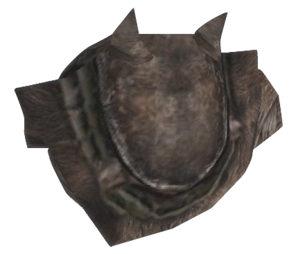 File:Bear Left Pauldron - Morrowind.png