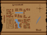 Greenhall full map