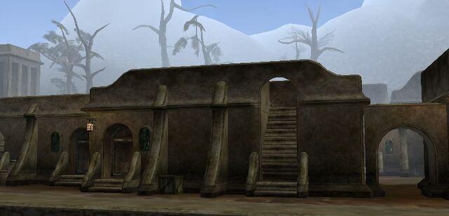 File:TES3 Morrowind - Balmora - Dralosa Athren's House exterior.jpg