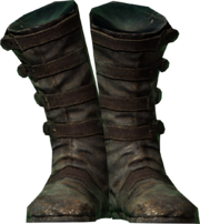 Guild master boots