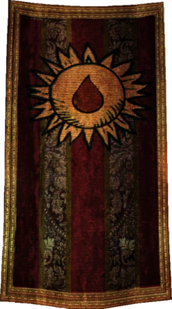 Order of the Virtuous Blood Banner