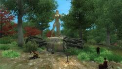 Meridia Shrine Quest