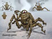 Dwarven Spider 3