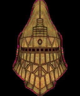 Oblivion DwarvenHelmet