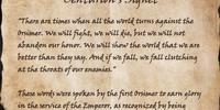 Centurion's Signet (Book)