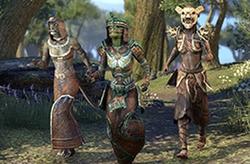 Tribal Shamans Pack