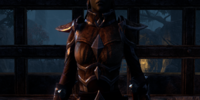 Milia the Gatekeeper