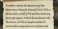 Ealcil's Journal