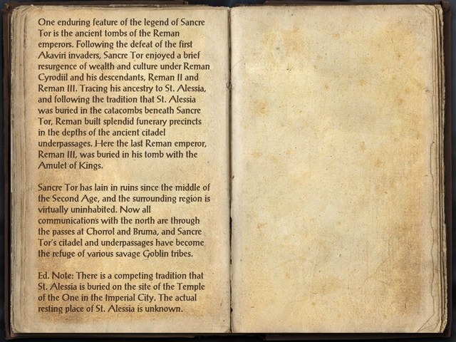 File:The Legendary Sancre Tor, 1st Ed. - 2.png