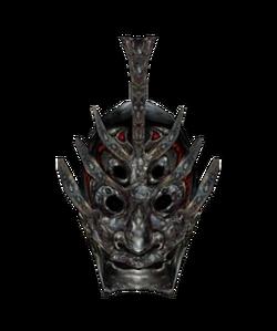 TESIII Armor Daedric Face of Terror