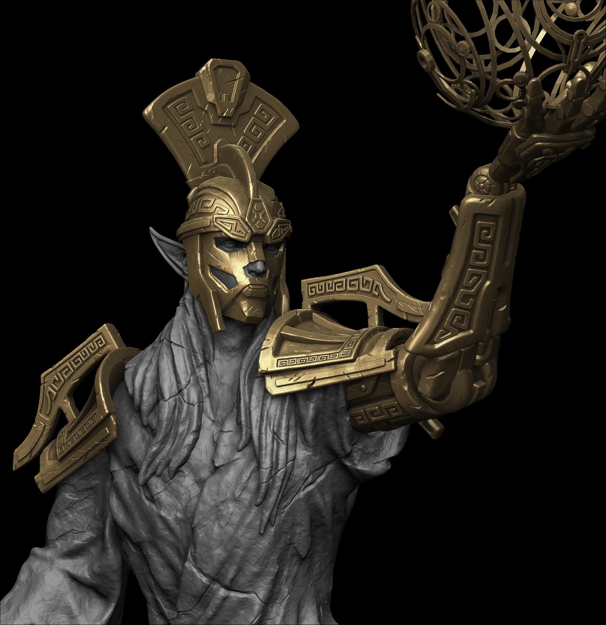 Daedric Armor Sotha Sil | Elder Scro...
