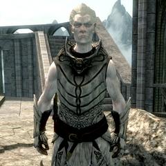 Gelebor jeden z ostatnich żyjących śnieżnych elfów