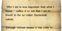 Anonymous Letter (Skyrim)