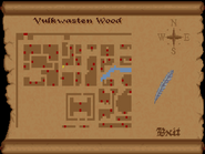 Vulkwasten Wood view full map