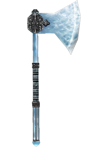File:Ice War Axe.png