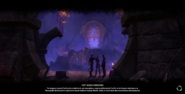 Fort Arand Dungeons Loading Screen