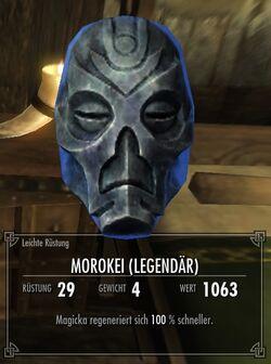 Morokei Maske