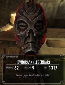 Hevnoraak Maske