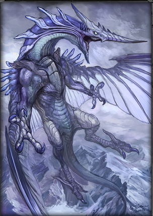 ice elemental dragons - photo #12
