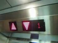 Custom M-Series hall indicator AMC
