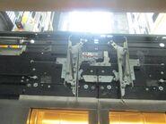 Sematic door operator arms