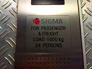 Sigma sign