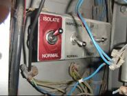Express Lift inspection service switch
