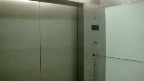 Suria KLCC - Schindler Traction Elevator (Mall)