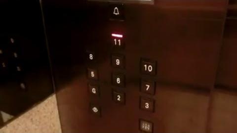 Beautiful Kone Touch Sensitive Traction Elevator @Island Place Tower, Hong Kong