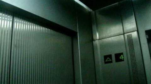 Nam Peng Building - Thyssen Traction Elevator