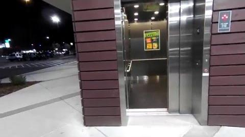 Schindler 330A Hydraulic Elevator at Whole Foods Market (The Shops at Merchants Walk)