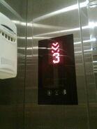 KONE KDS 290-300 LED Indicator