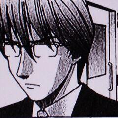 In the manga
