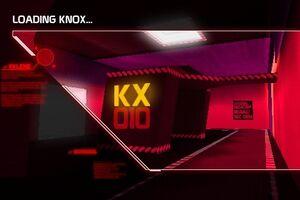 Knox Facility Loading