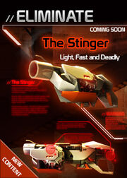 Eliminate stinger blog splash
