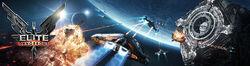 Elite Dangerous E3 Banner art