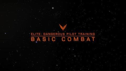 Elite Dangerous Pilot Training - Basic Combat