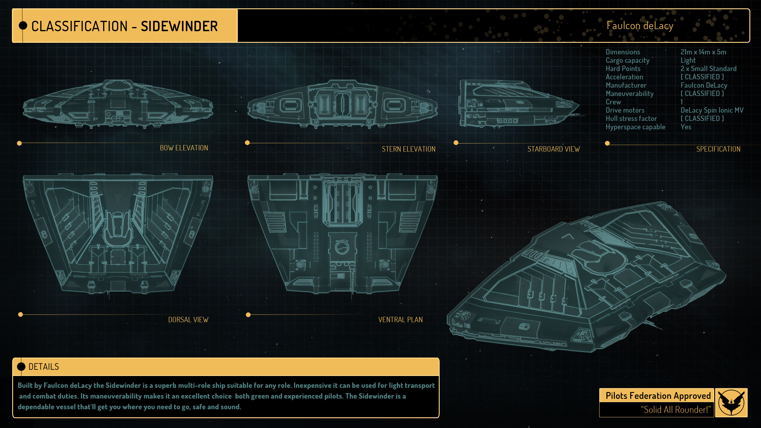 Pick Holes In Popular Ship Designs Part Deux Page 15