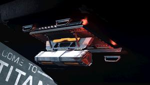 TorpedoPylon Ingame