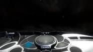 Cutter cockpit